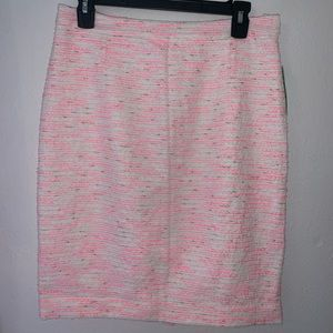 NWT Lilly Pulitzer Gerbera Sparkle Pink Skirt